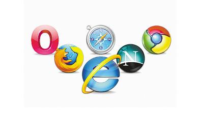 js匹配浏览器类型