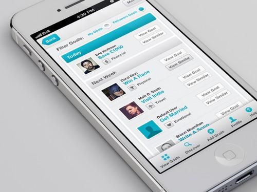 设计移动App的十大技巧