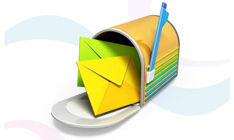 输入邮箱时自动提示邮箱后缀